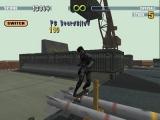 Je kan zelf een personage maken of een van de pro&apos;s kiezen! Je kan zelfs als <a href = http://www.mariocube.nl/GameCube_Spelinfo.php?Nintendo=Metal_Gear_Solid_the_Twin_Snakes>Solid Snake</a> skaten!