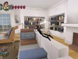 Ervaar het gevoel van een muis wanneer je passeert langs reusachtige meubels!