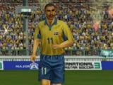 Ibrahimovic toen hij nog korte haren had.