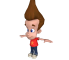 Beoordelingen voor  The Adventures of Jimmy Neutron Boy Genius Attack of the Twonkies