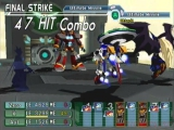 Mega Man X Command Mission: Screenshot