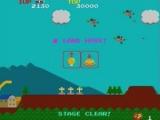 Speel 16 verschillende retro games (waaronder <a href = http://www.mario64.nl/Nintendo64_Namco_Museum_USA.htm target = _blank>Pac-Man</a>, Dig Dug,...)!