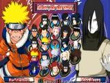 Kies je favoriete Naruto krijger!