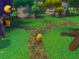 Best gezellig, die <a href = http://www.mario64.nl/Nintendo64_Namco_Museum_USA.htm target = _blank>Pac-Man</a> wereld.