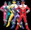 Afbeelding voor  Power Rangers Dino Thunder