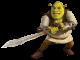 Afbeelding voor Shrek Extra Large