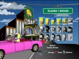 Race met verschillende leuke <a href = http://www.mariocube.nl/GameCube_Spelinfo.php?Nintendo=Simpsons_Hit_and_Run target = _blank>Simpsons</a> karakters.