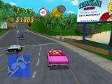 Het hele spel is een Race tegen de klok om op tijd op je bestemming te komen! Plankgas dus!