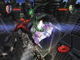 Ga samen als Spider man de strijd aan tegen Green Goblin.