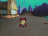 In dit spel speel je als spongebob maar hij heeft 4 kostuums die de gameplay aanpassen!