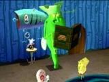 De Vliegende Hollander heeft Gary ontvoerd, help jij Spongebob?