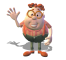 kopje Geheimen en cheats voor The Adventures Of Jimmy Neutron Boy Genius Jet Fusion