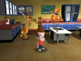 The Adventures of Jimmy Neutron Boy Genius Attack of the Twonkies: Screenshot