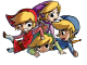 kopje Geheimen en cheats voor The Legend of Zelda: Four Swords Adventures