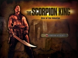 The Scorpion King: Afbeelding met speelbare characters