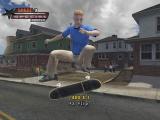 Met de wielen naar onder rijdt zo'n skateboard stukken beter.