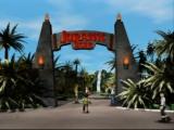 Bezoek Jurassic Park.