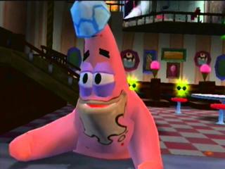 Oei Patrick, jij hebt precies iets te diep in de ijscoupe gekeken!