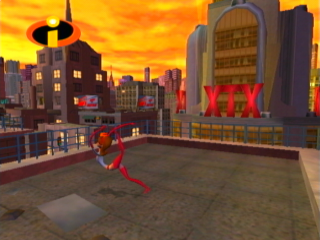 2 Games in 1 Die Unglaublichen Plus Findet Nemo: Screenshot
