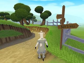 Waar naar toe, vraagt deze koe.
