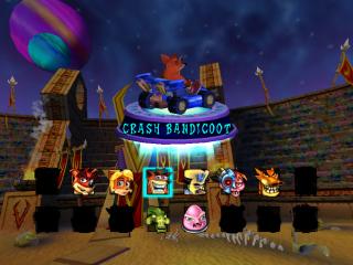 Je kan als vele personages spelen, natuurlijk moet je ze wel eerst vrijspelen!