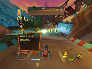 Het spel speelt zich af in een pretpark met thema-gebieden zoals Egypthe, Piraten en veel meer!