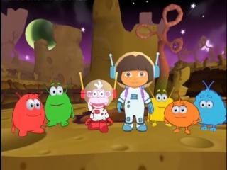 Waar is Dora nog niet geweest!