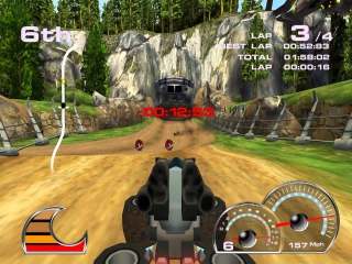 Drome Racers LEGO: Screenshot