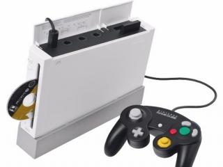 De GameCube Controller kan ook worden aangesloten op de Nintendo <a href = https://www.mariowii.nl>Wii</a>!