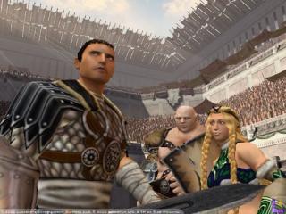 Wist je dat de held van het spel Gladius is vernoemd naar een echt Romeins zwaard.