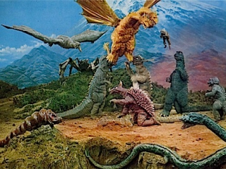 Kies je favoriete monster en ga op de vuist!