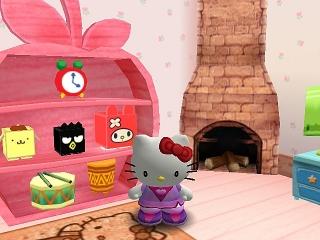 Hello Kitty: Roller Rescue: Afbeelding met speelbare characters