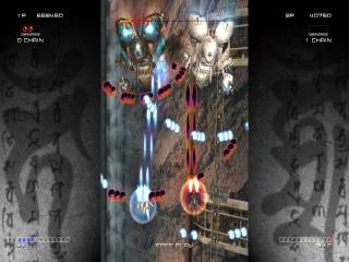 Het spel is een verticale shoot 'me up waar je hele scherm soms gevuld zal zijn met kogels!