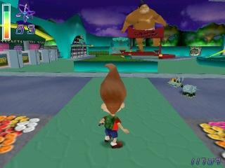 <a href = https://www.mariocube.nl/GameCube_Spelinfo.php?Nintendo=The_Adventures_Of_Jimmy_Neutron_Boy_Genius_Jet_Fusion target = _blank>Jimmy Neutron</a> en zijn hond Flokkert!