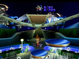 Speel in 5 verschillende omgevingen waaronder Retroland!