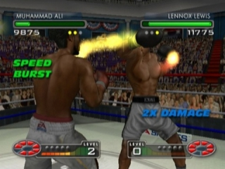Knockout Kings 2003: Screenshot