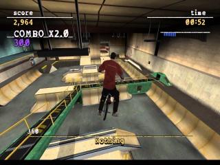 Mat Hoffmans Pro BMX 2: Screenshot