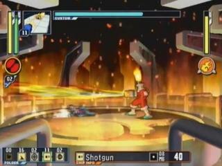 Mega Man Network Transmission plaatjes