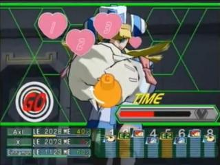 afbeeldingen voor Mega Man X Command Mission
