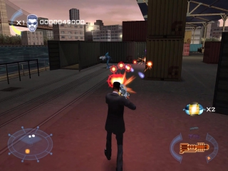 Men in Black II Alien Escape: Screenshot