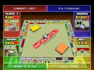Speel het klassieke Monopoly bordspel nu ook op je GameCube!