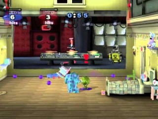 Speel op 7 verschillende, kleurrijke locaties uit de film.
