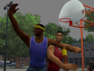 NBA 2K3: Screenshot
