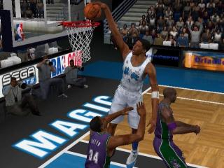 NBA 2K3 plaatjes