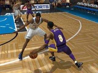 NBA Live 2003 plaatjes