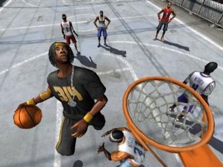 afbeeldingen voor NBA Street vol2
