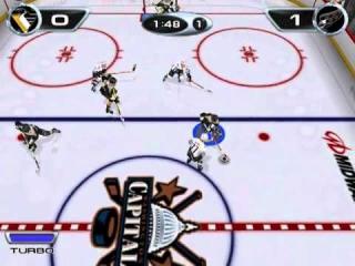 NHL Hitz 2002: Screenshot