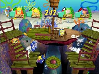 Nickelodeon Party Blast: Screenshot