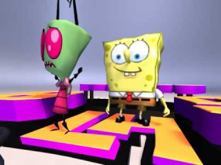 In dit spel komen personages uit verschillende Nickelodeon-series samen om een feestje te vieren!