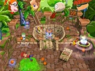 Dit spel is een party-game met minigames in de stijl van bijvoorbeeld <a href = https://www.mario64.nl/Nintendo64_Mario_Party.htm target = _blank>Mario Party</a>.